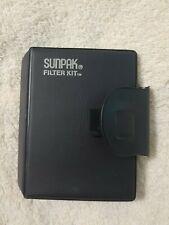 Vintage SUNPAK Filter Kit