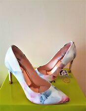 Ted Baker Neevo Porcelain Rose Court Evening Shoes/Heels 4 Eu37*Dress Blazer Lst