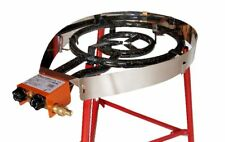Garcima Stainless Steel Wind Shield for Paella Burner.  Made in Spain.