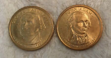 George Washington  Gold Dollar Clad Coin 1st President