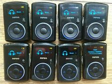 SanDisk Sansa Clip Black 2GB MP3 Digital Media Player/Voice Recorder/Radio