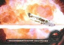 Star Wars Galactic Files Reborn Galactic Moments Chase Card GM-6 Second Death S