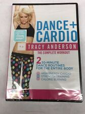 Tracy Anderson: Dance+Cardio by Tracy Anderson
