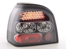 Coppia Fari Fanali Posteriori Tuning LED VW Golf 3 (1HXO) 92-97, nero