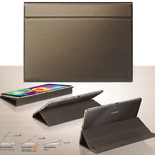 "Titanium Bronze Smart Case Cover Wake/Sleep 10.5"" For Samsung Galaxy Tab S T800"