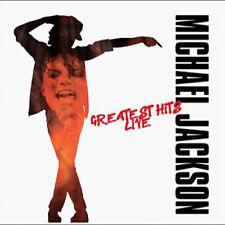MICHAEL JACKSON Greatest Hits Live 180g Black Vinyl lp LOVLP2034 rare tracks