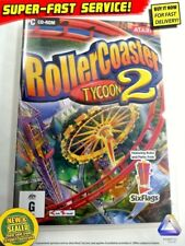 Roller Coaster Tycoon 2 game for PC Rollercoaster ~NEW~ laptop computer software