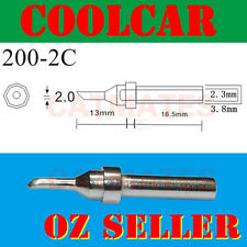 SOLDERING IRON STATION Tip 200-2C for HAKKO ATTEN 200 series 90W 100W 120W 150W