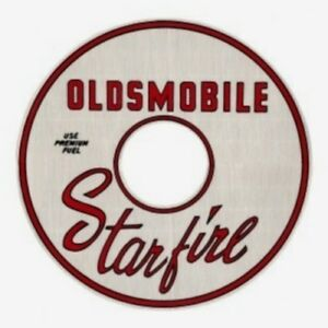 Oldsmobile 1965 Starfire 425 Cubic In Air Cleaner Decal