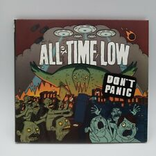 All Time Low - Don't Panic CD
