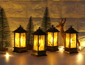 Christmas Decorations for Home Led Christmas Candle with LED Tree Decoration