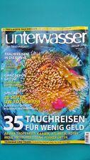 Unterwasser Januar/2018 Das Tauchmagazin ungelesen 1A abs. TOP