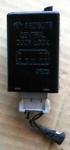 Daewoo Lanos 1997-08 model 96216279 central door lock module used