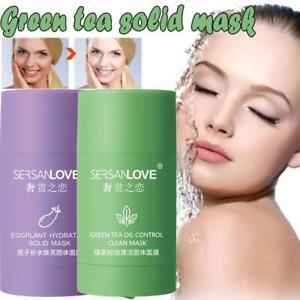 Oil Control Cleansing Green Tea & Eggplant Clean Skin Deep