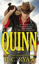 Quinn (A Wyoming Sky Novel) - Mass Market Paperback By Ryan, R.C. - VERY GOOD