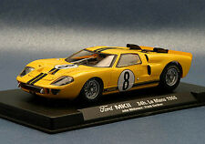 FLY Ford GT 40 A 761 1/32 Slot Car All GT 40's on Sale