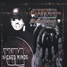 Wicked Minds : Misunderstood CD