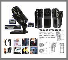 Mini DV. Microcamera videocamera con batteria.Wireless!Riprese ovunque.Slot m.sd