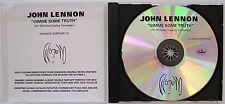 John Lennon 'Gimme Some Truth' USA 20-Track Promo-Only Sampler CD Mint Condition