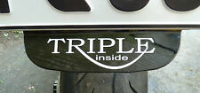 Bavettes Mudguard Triumph Speed Street Triple 1050 955i 675 650 600 Four TT