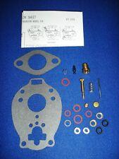 Fits Lincoln Welder Sa 200 Redface ShortHood Marvel Schebler TSX Carburetor Kit