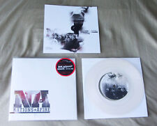 """Nations Afire The Uprising 7"""" Vinyl lp Rise Against Death by Stereo Ignite NOFX"""