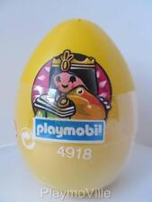 Playmobil Princesa & Golden Rana Huevo de Pascua 4918 Nuevo y Sellado