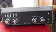 Revox A-78 Mk 2  Amplificatore integrato + MANUALE stampato