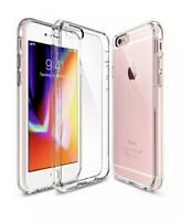 Slim iPhone 7 Plus Case Shock Proof Crystal Clear Soft Silicone Gel Cover Back