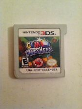 Nintendo 3DS Game GEM SMASHERS KID FRIENDLY L@@K RATED E