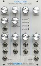 Rossum Electro-Music Evolution Filter : Eurorack : NEW : [DETROIT MODULAR]