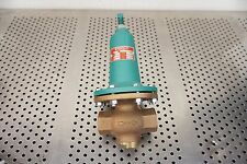 "Keckley 6246 Type 700 water Pressure Regulator 3/4"" 300 inlet, 100 outlet"
