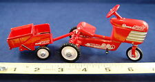 Hallmark Kiddie Car Classics Murray Trac Tractor and Wagon