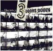 3 Doors Down - The Better Life (CD) • NEW • Matt Roberts, Kryptonite, Three