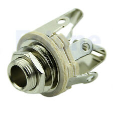 """Professional 1/4"""" 6.35mm Stereo Output Jacks For Electric Guitar Switch Repairs"""