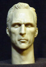 "William Fichtner PRISON BREAK, BLACK HAWK DOWN HEAD SCULPT. 1/6 scale.12"" V-77"