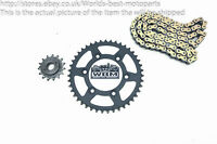 Ducati ST3 S (1) 06' Front and Rear Sprockets Chain