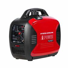 A-iPower 2000 Watt Portable Gasoline Engine Inverter Generator SUA2000i