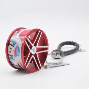 Luxury Alloy Wheel AMG Like Keychain Keyring Key fob TOP QUALITY KC9