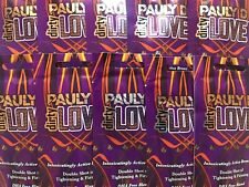 10 Devoted Creations Pauly D DIRTY LOVE DHA-Free Indoor Tanning Lotion Packets