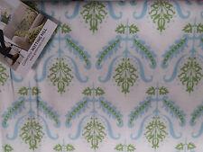 Gutermann Notting hill blue/white baroque 100%cotton,half metre, free p&p,