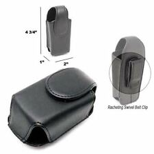 NEW ATT T-moblie Verizon Leather Cell Phone Case Pouch