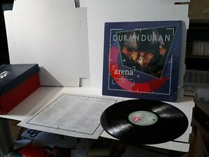 Duran Duran Arena 12 Inch Gatefold record