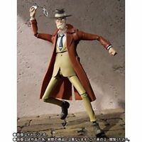S.H.Figuarts Lupin the Third Inspector ZENIGATA Action Figure Japan NEW BANDAI