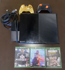 Xbox One 500GB Black Console Comes With All Cords And Controller *FREE SHIPPING*