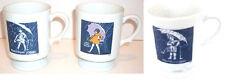 Morton Salt Girl When it Rains it Pours 3 Different Designs Coffee Mugs Cups