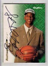 1996-97 Skybox Premium Autographics Stephon Marbury Auto Autograph NM/MT+
