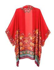 Mehrfarbige Ostasiatische Trachten für Damen