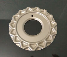 (1) Platinum BBS RS RZ CENTER CAP PLATE WAFFLE RING 09.24.038