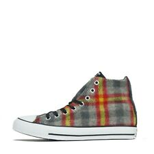 Converse Chuck Taylor All Star Hi Woolrich Unisex Trainers Shoes Black